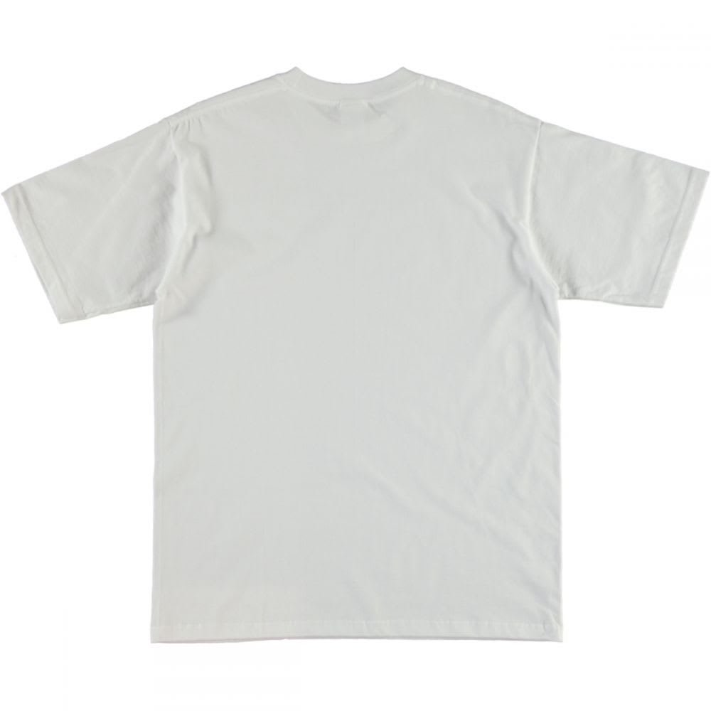 Russell Athletic  White Regular Fit T Shirt