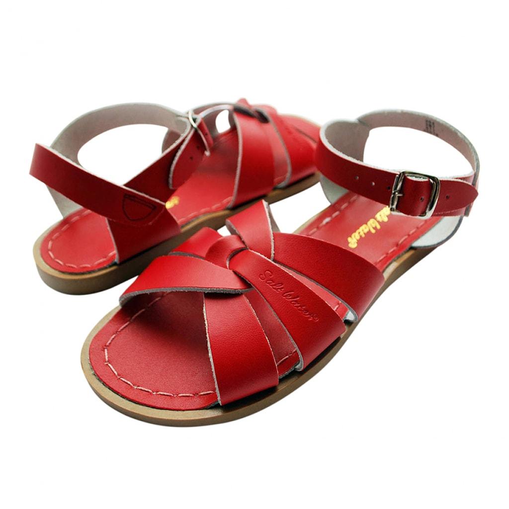 Salt-Water Original Red Sandals