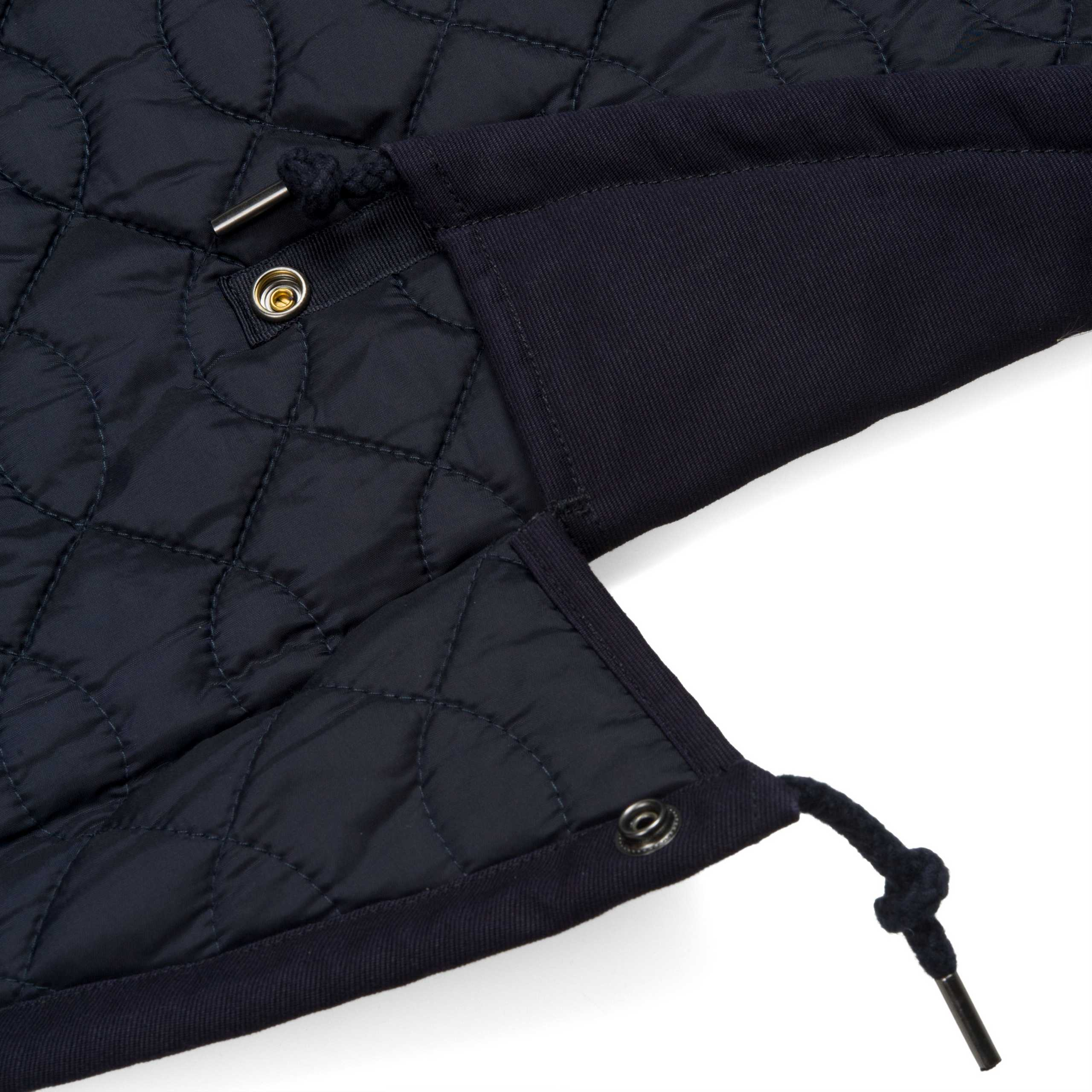 Carhartt Dark Navy Clash Parka Jacket