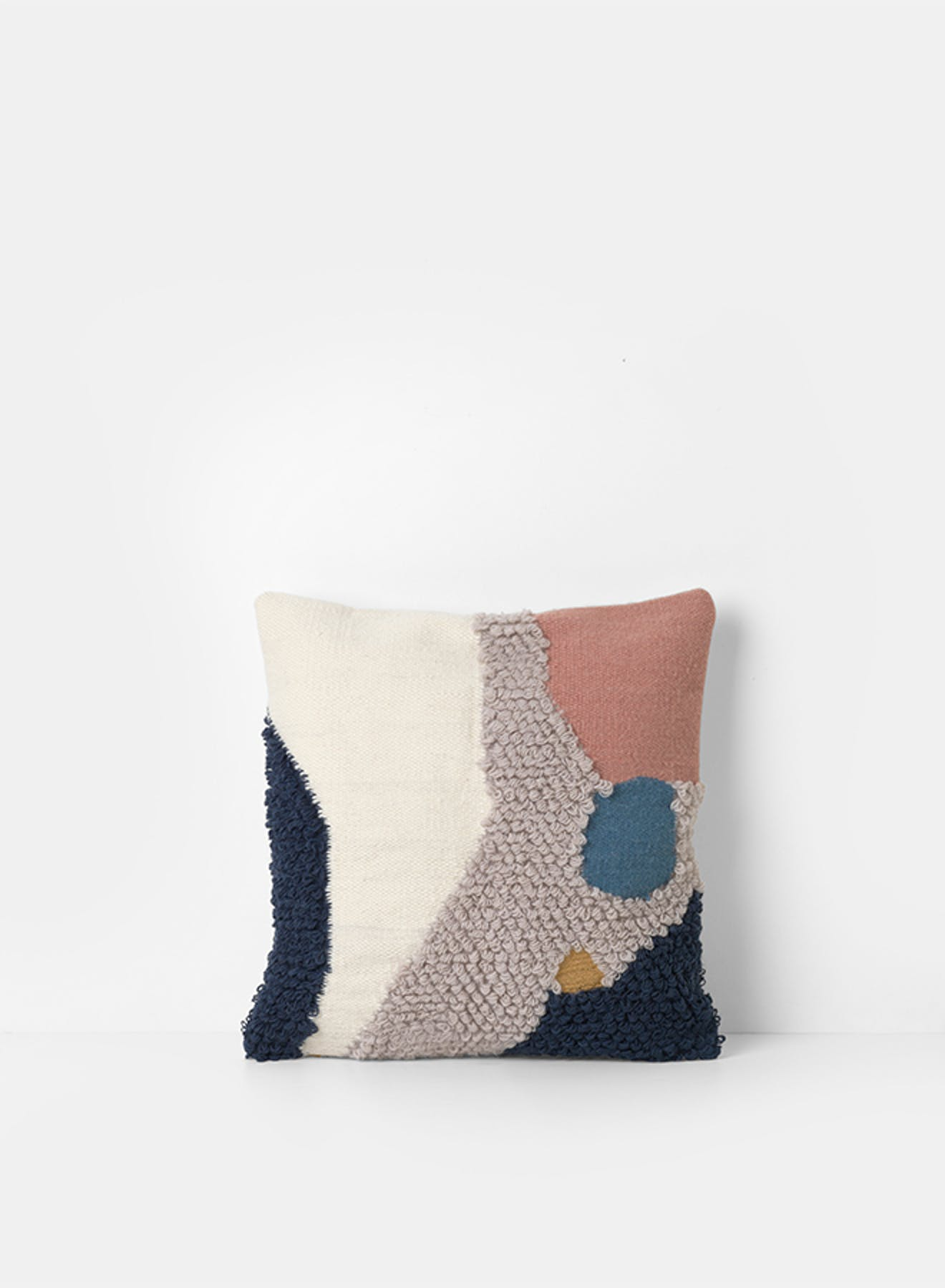Ferm Living Landscape Loop Cushion