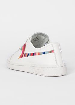 PS by Paul Smith White Ziggy Trainer