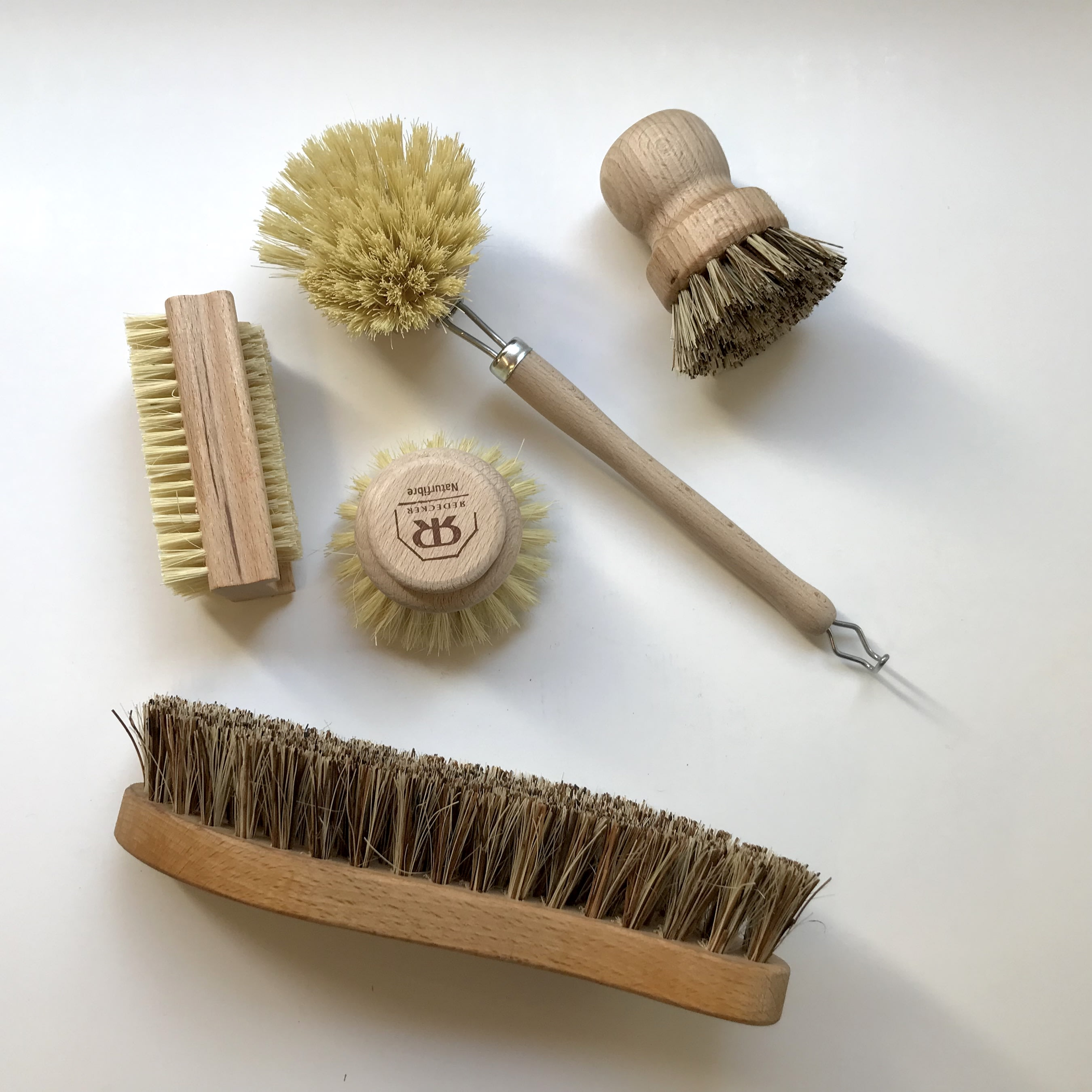 Redecker Kitchen Brush Collection