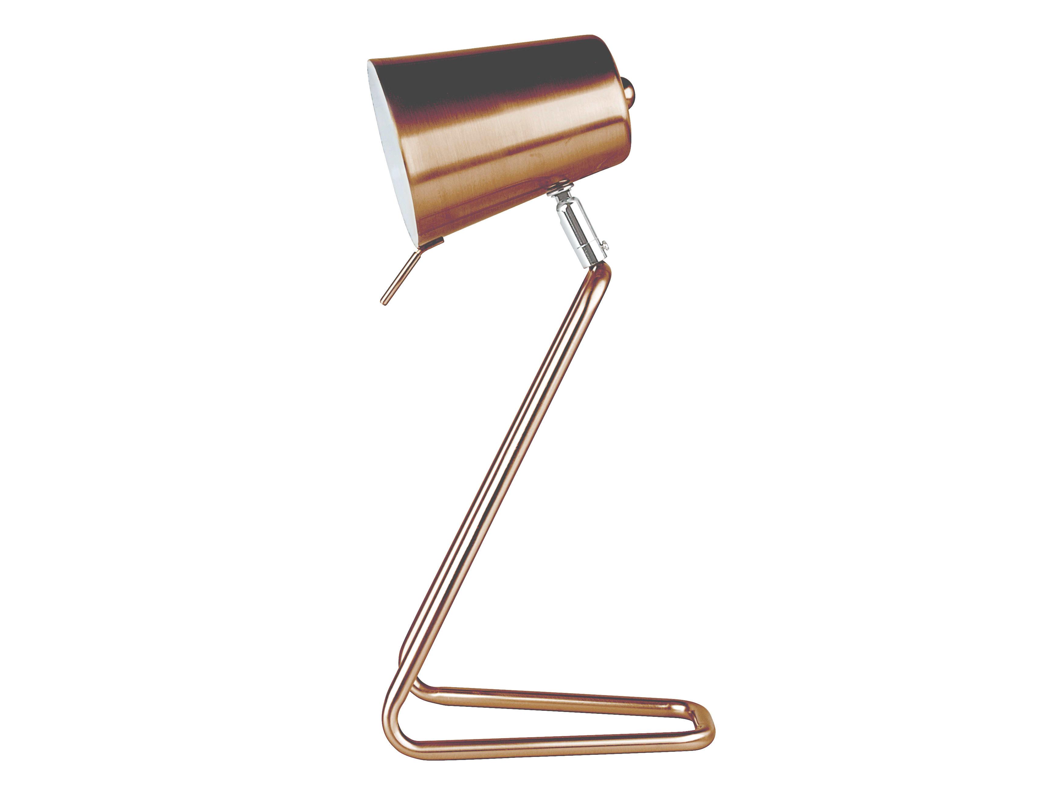 Leitmotiv Copper Z Table Lamp