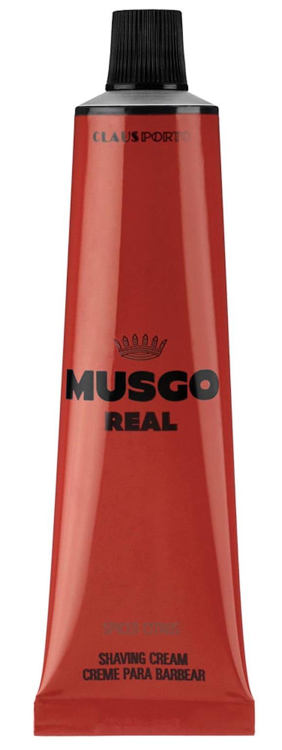 Claus Porto Musgo Real Spriced Citrus Shaving Cream