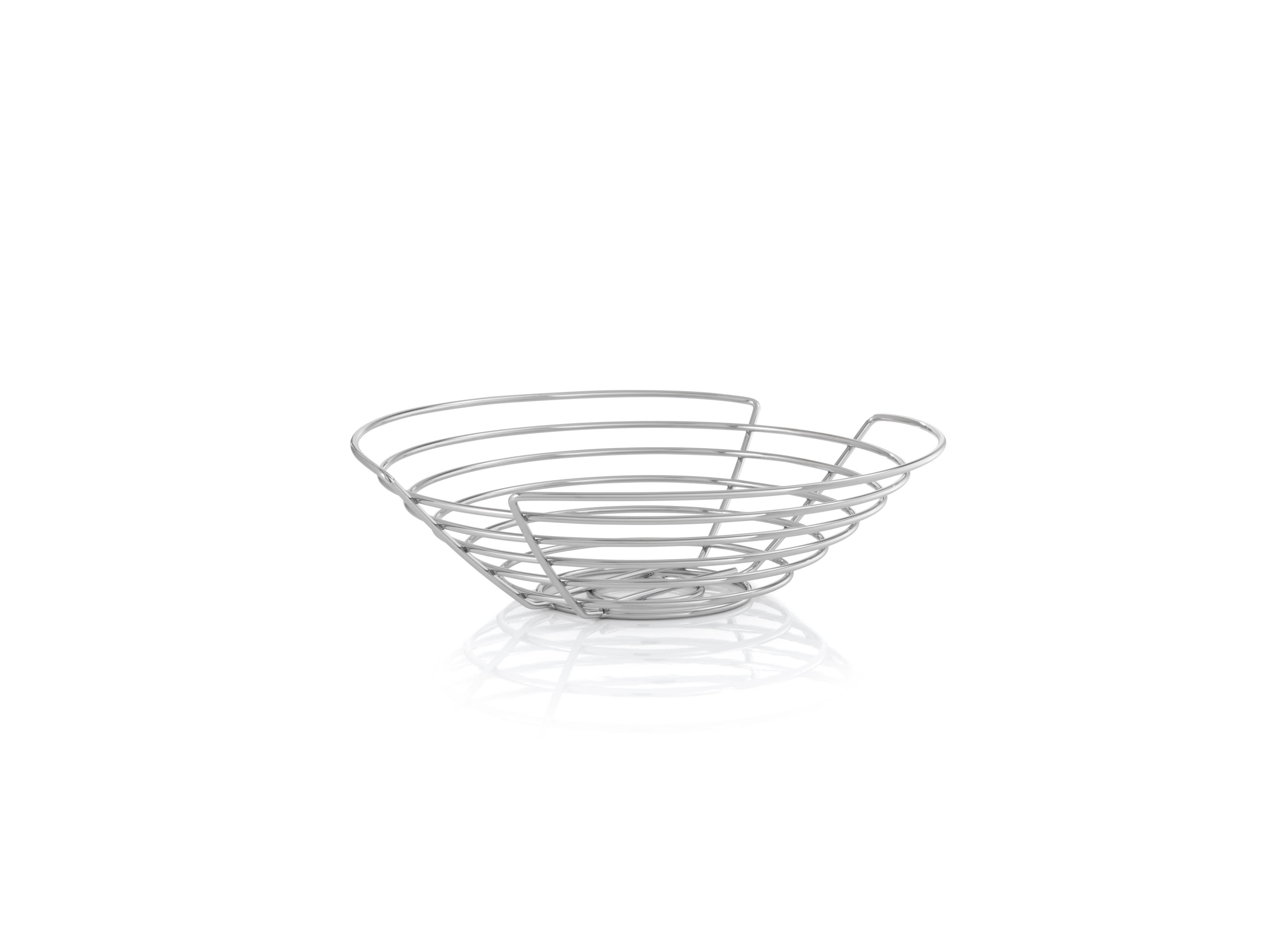 Blomus Round Wire Fruit Basket