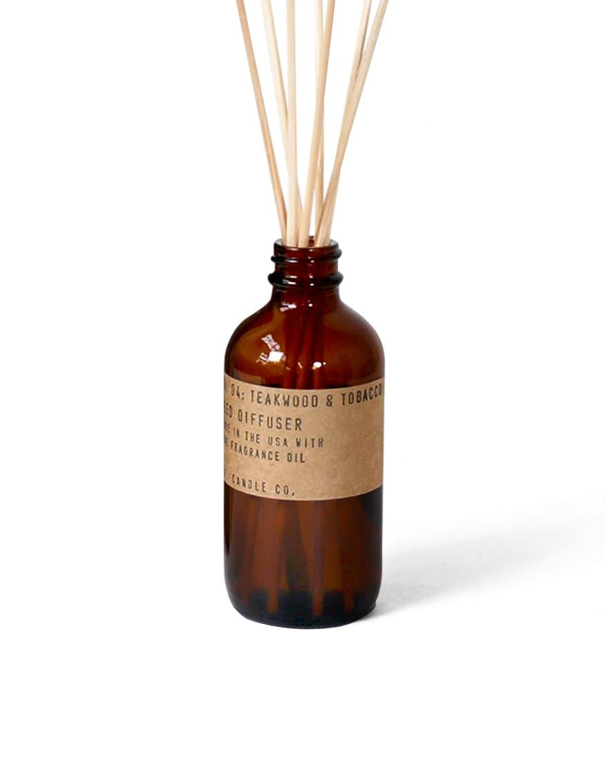 P.F. Candle Co Teakwood & Tobacco Diffuser
