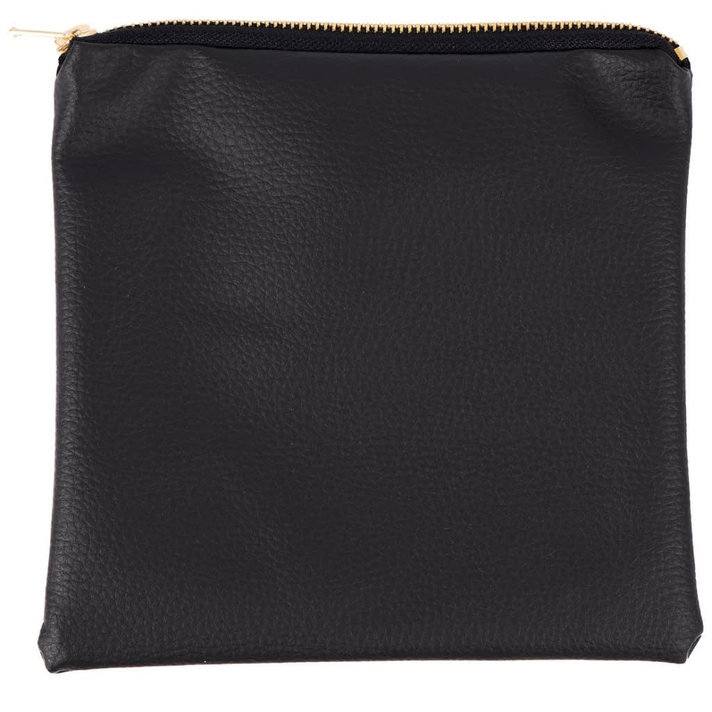 Lift Store Small Black Leatherette Pouch