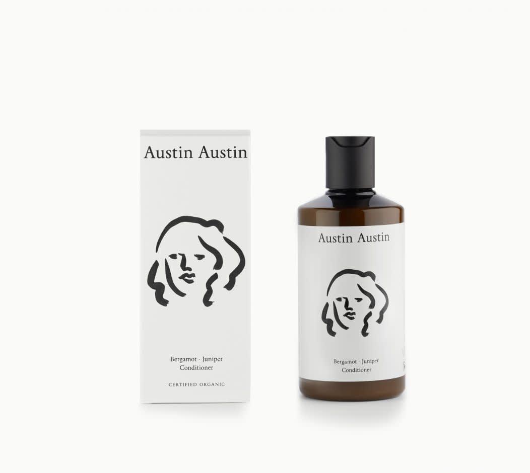Austin Austin Bergamot & Juniper Conditioner