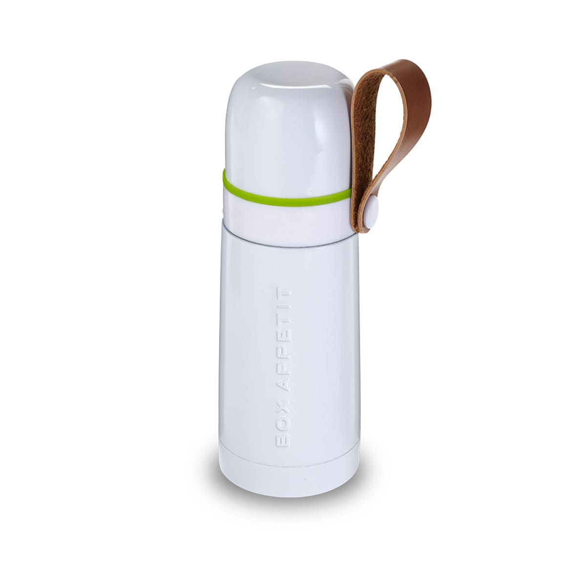 Black + Blum White Lime Thermo Flask