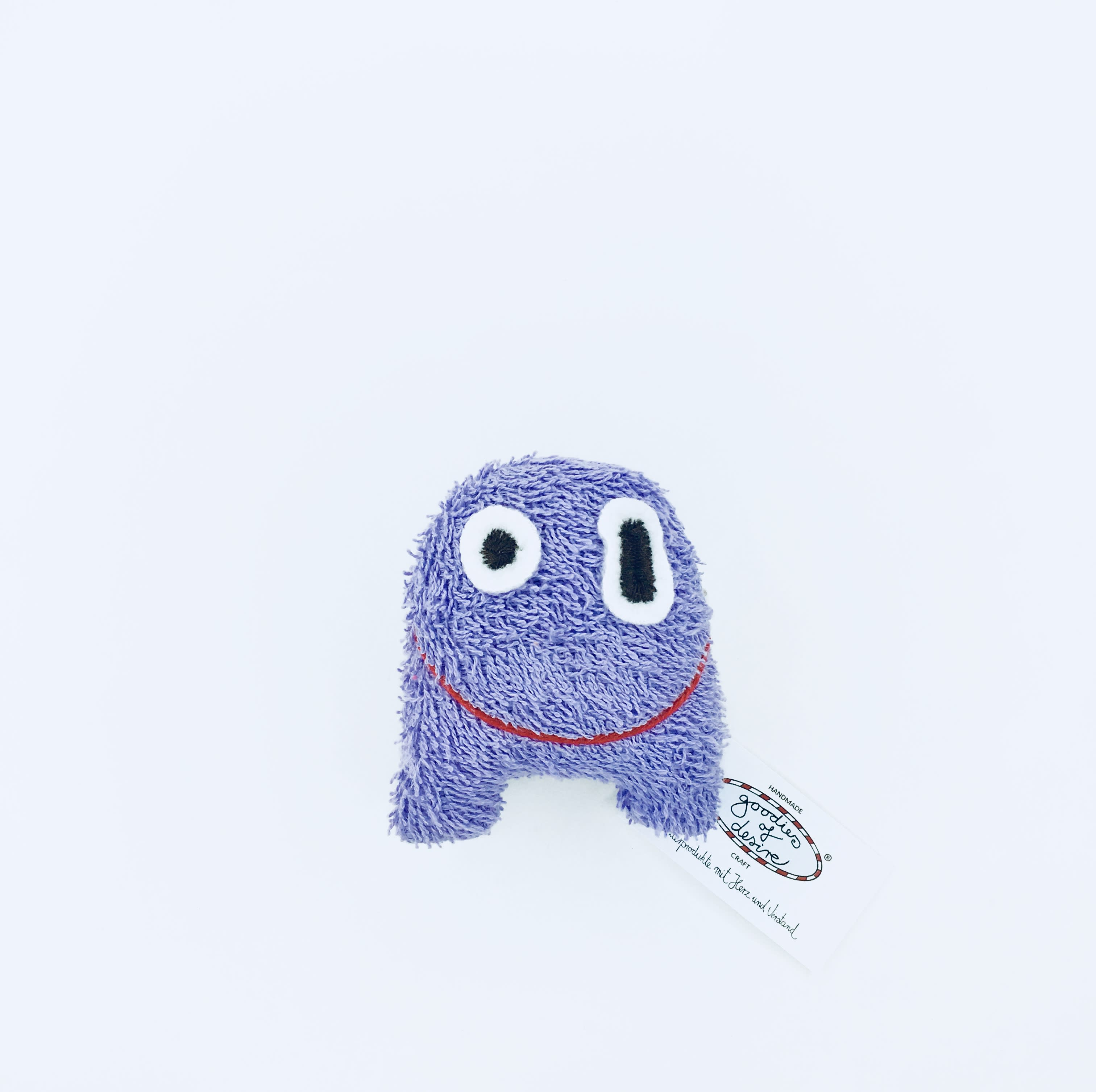 Goodies of desire Purple Pocket Monster Toy