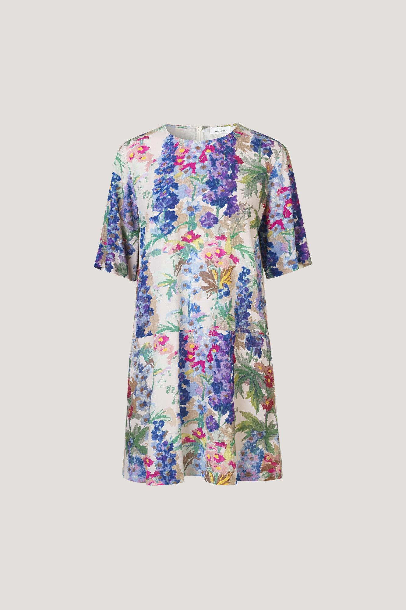 Samsoe & Samsoe Fiore Print Adelaide Dress