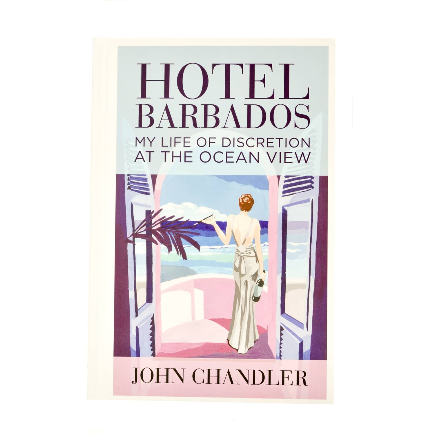 Hotel Barbados Book - My Life of Discretion at the Ocean View