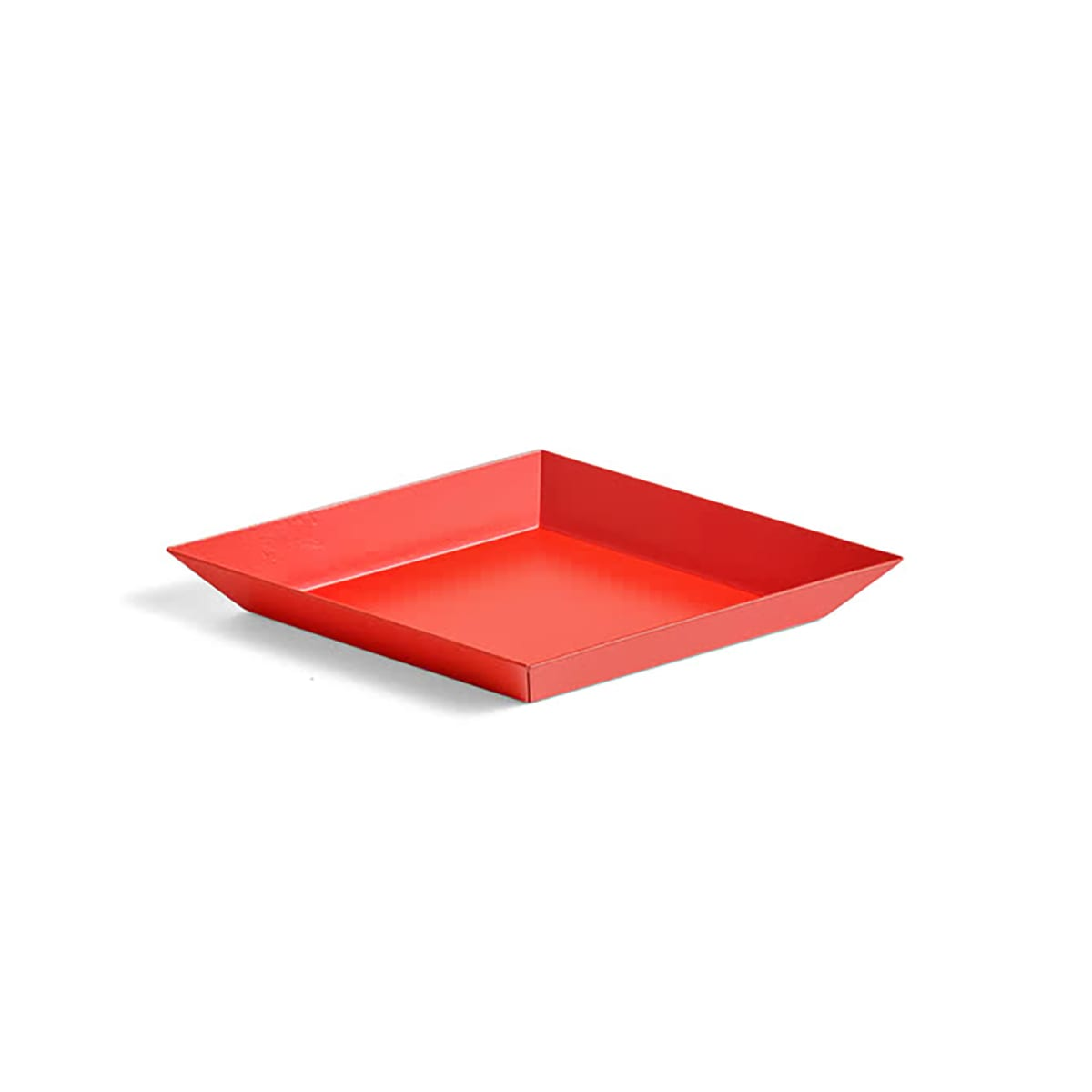 HAY Extra Small Kaleido Tray Red