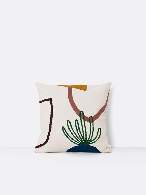 Ferm Living Island Mirage Cushion
