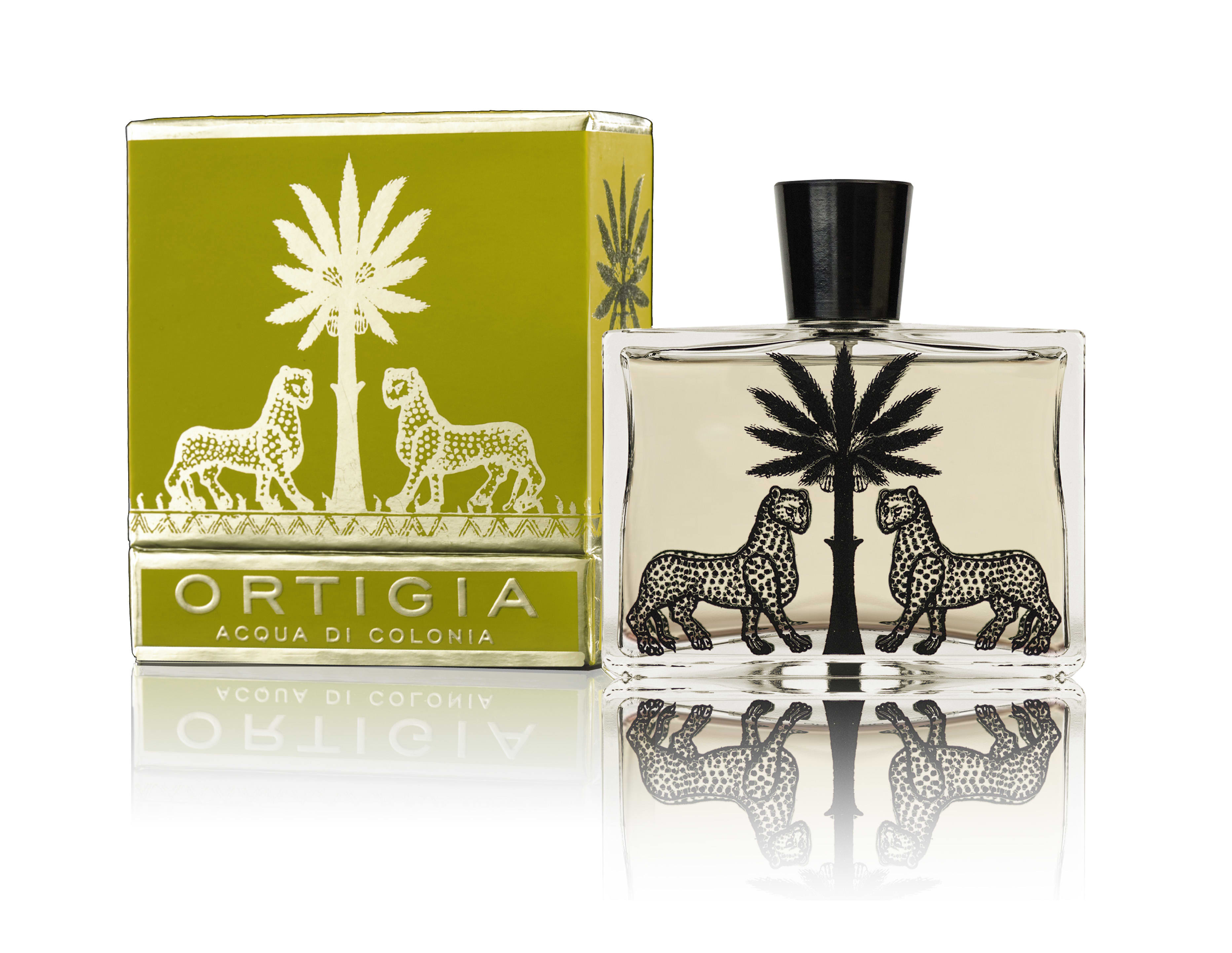 Ortigia 100ml Lime After Shave Lotion