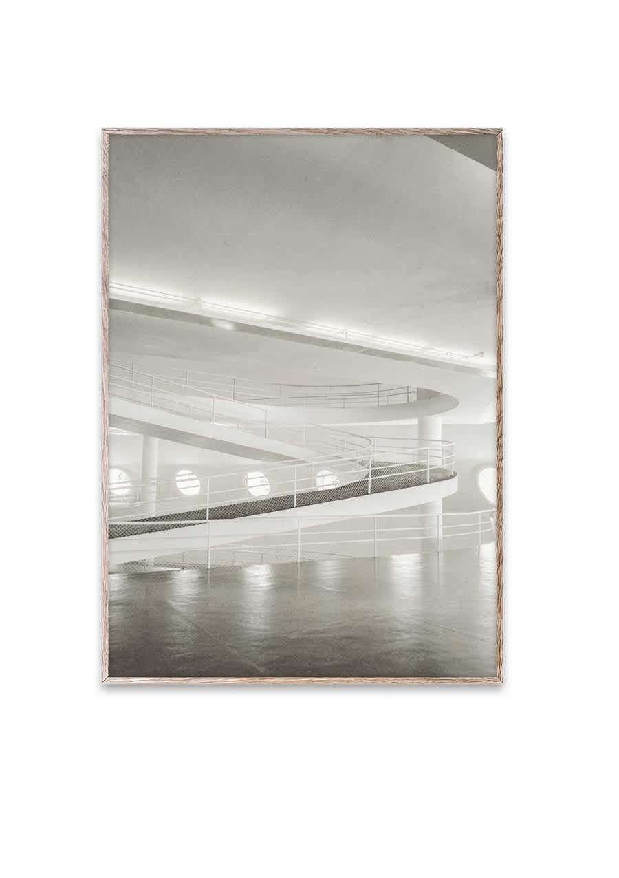 Paper Collective Concrete 01 Poetic Poster 30 x 40 CM