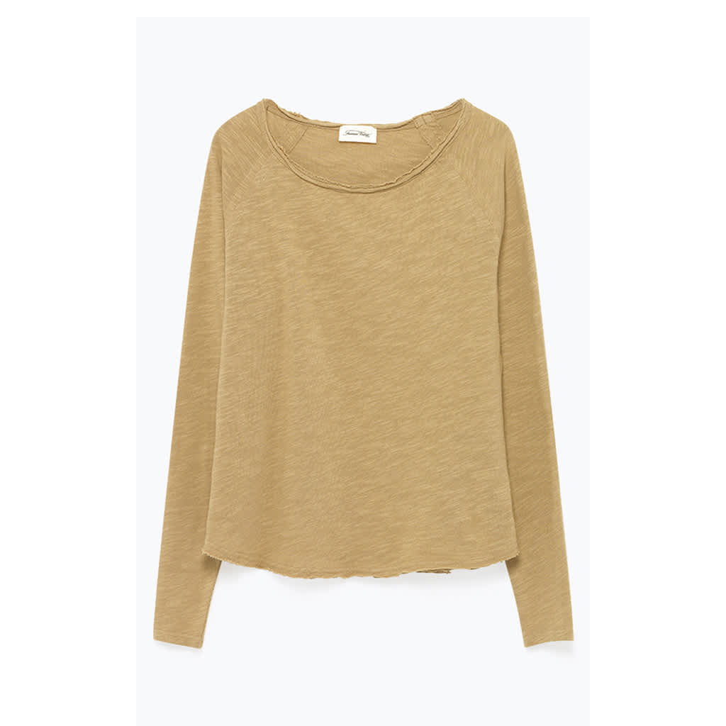 American Vintage Sonoma Long Sleeve Top Casso