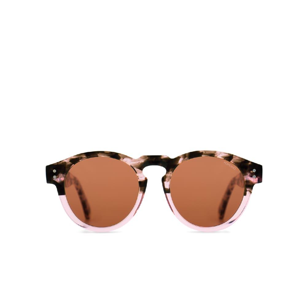 Komono Rose Dust Clement Sunglasses