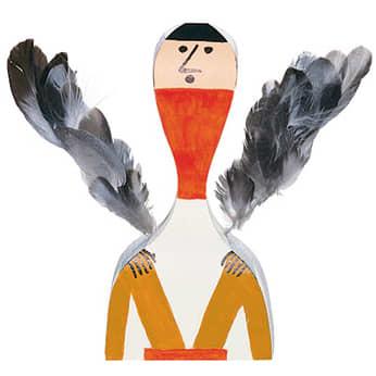 Vitra No. 10 Wooden Doll Home Decor