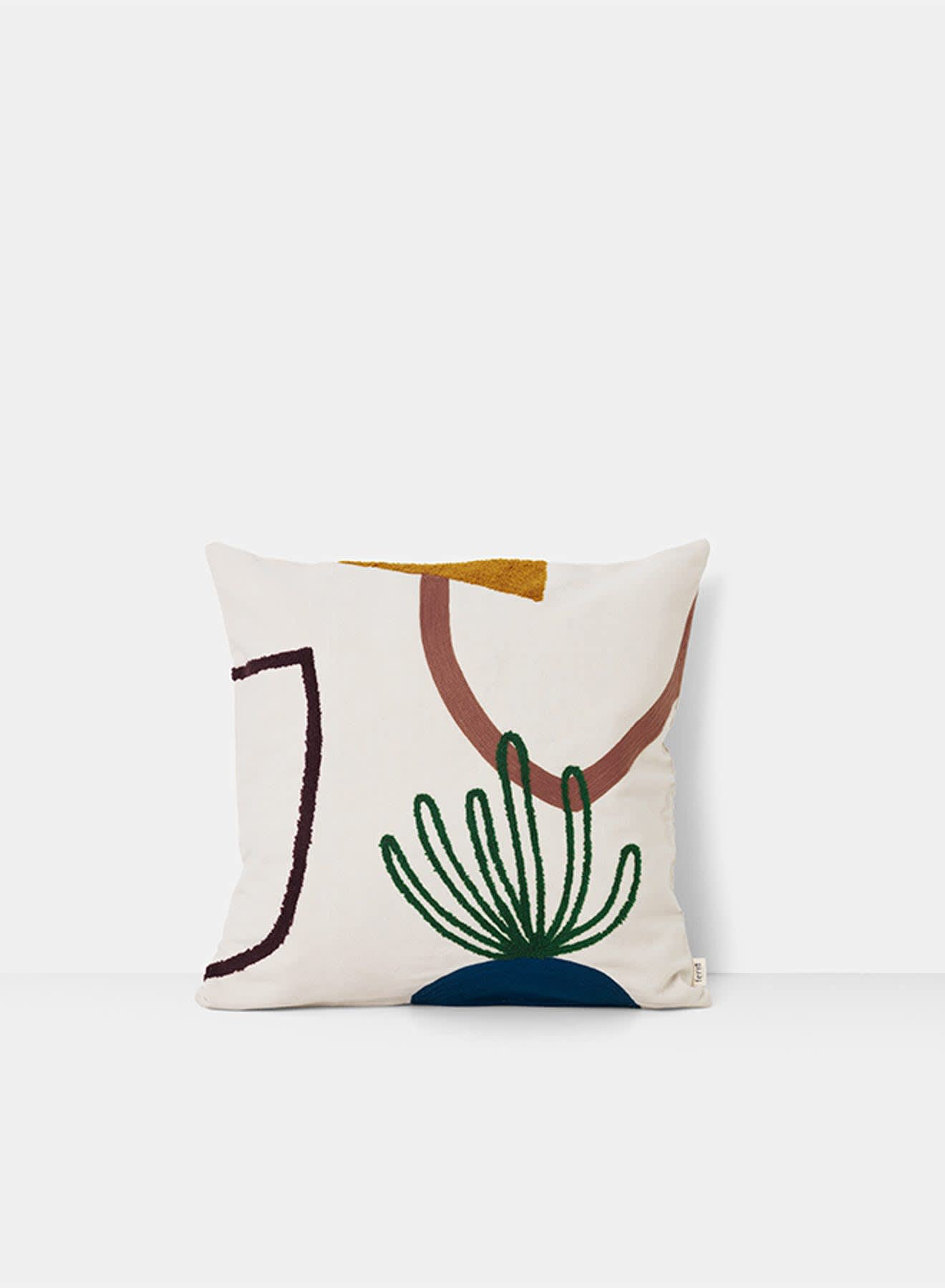 Ferm Living Island Mirage Cushion