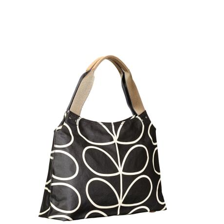 Orla Kiely Giant Linear Stem Zip Shoulder Bag 14d007e176