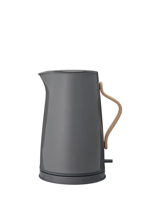 trouva stelton stelton emma kettle grey. Black Bedroom Furniture Sets. Home Design Ideas