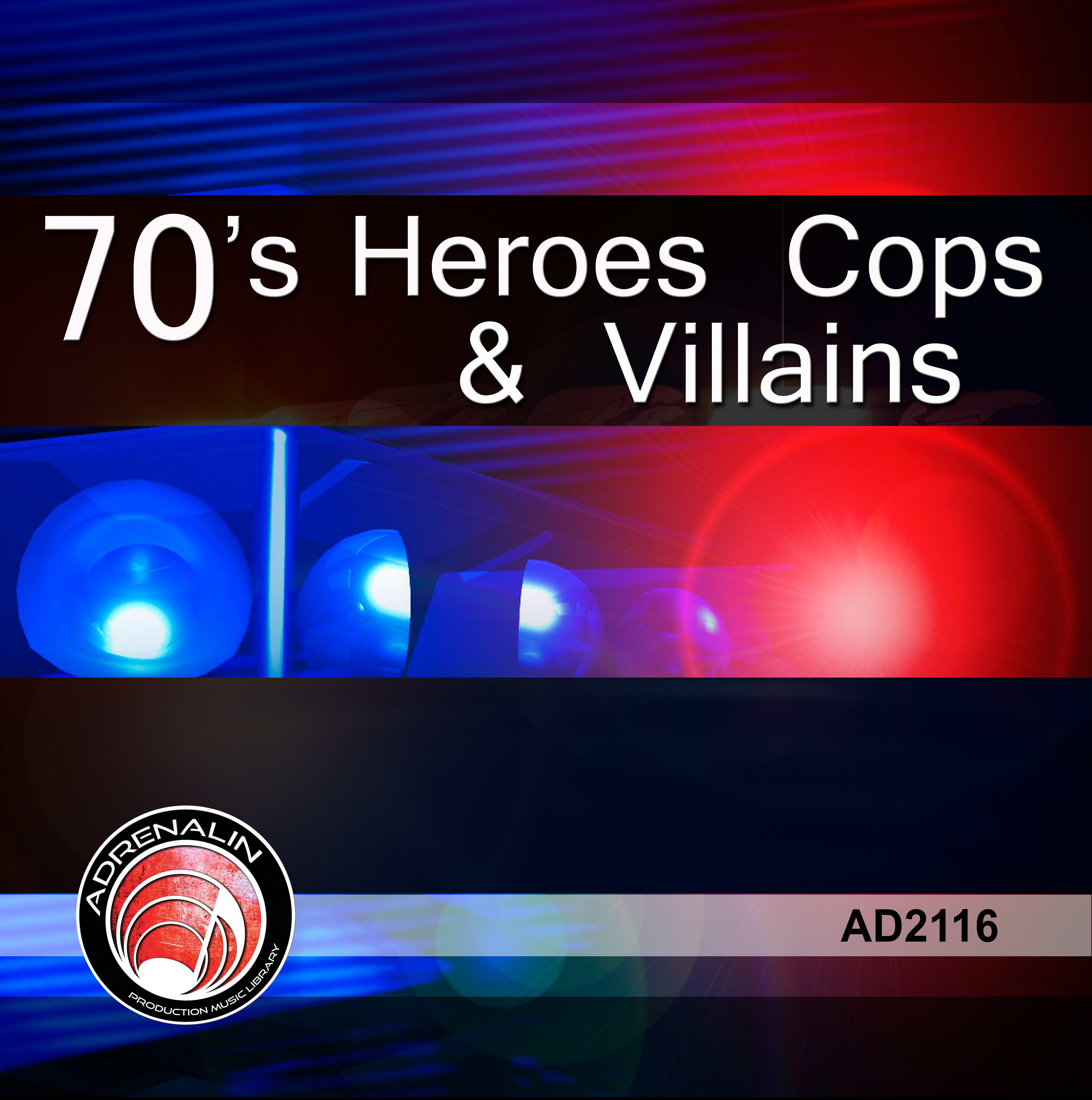 Cop Scene Usa