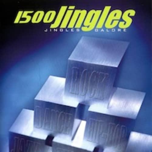 1500 JINGLES DVD