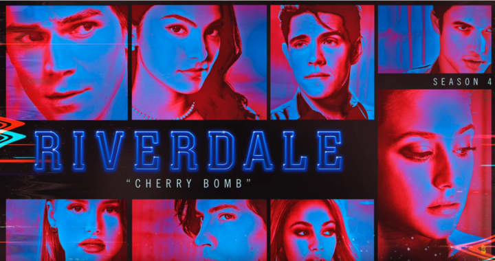 """""""Cherry Bomb"""" featured in Riverdale"""