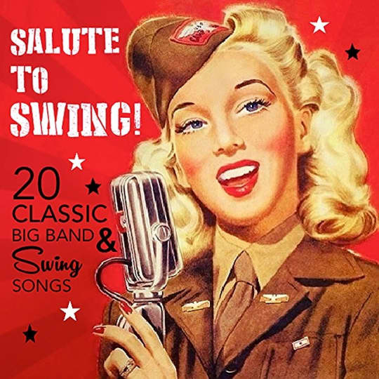 SALUTE TO SWING!