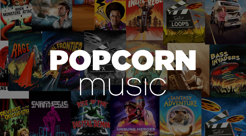 Welcome Popcorn Music