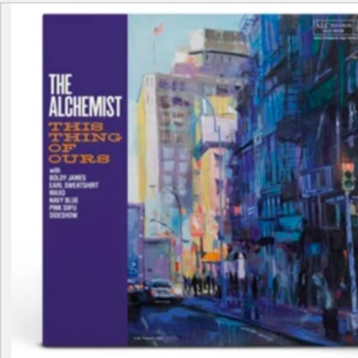 """The Alchemist releases album """"This Thing Of Ours"""""""