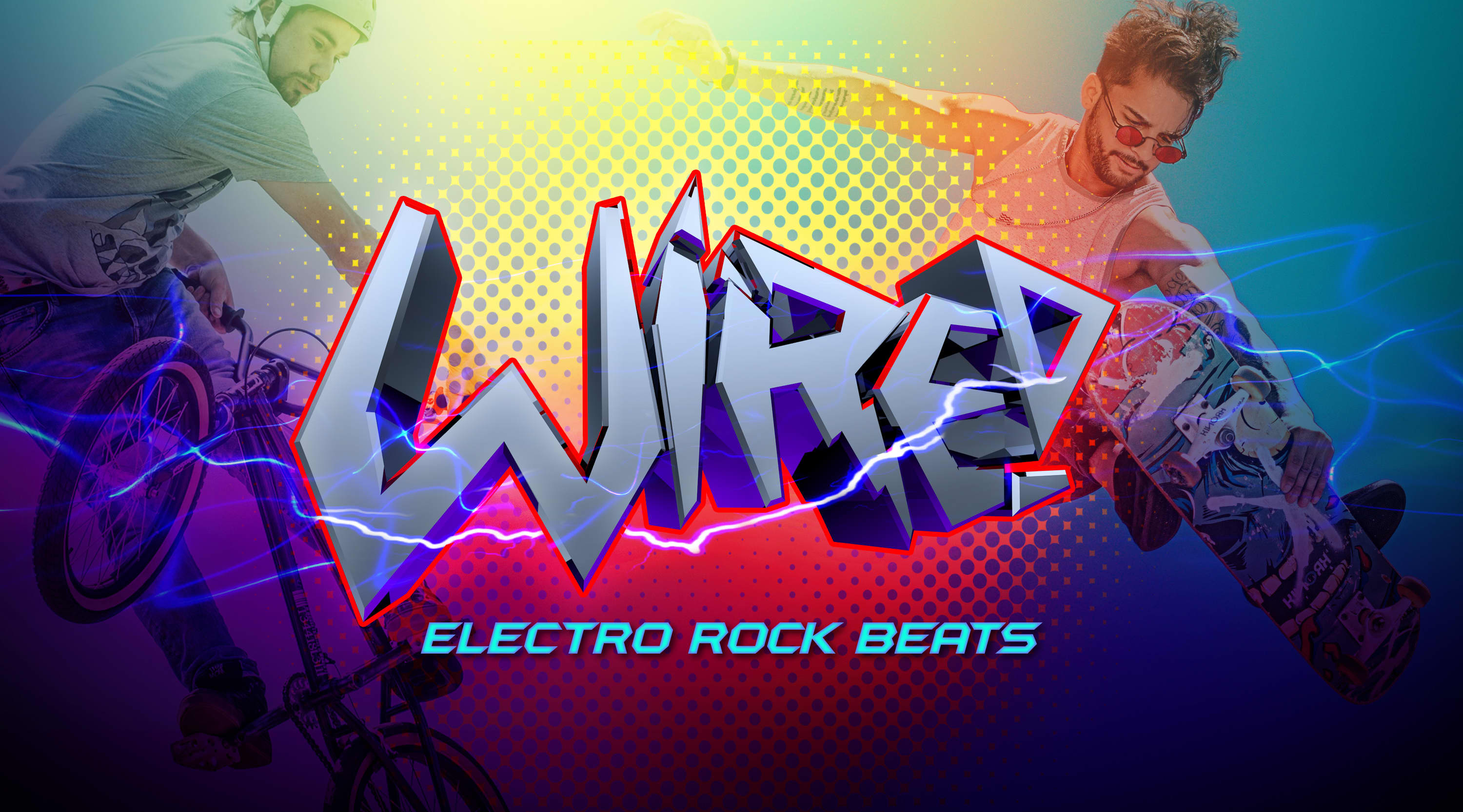 Wired Electro Rock Beats