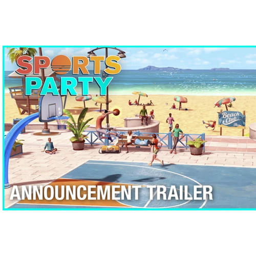 Sports Party: Announcement Trailer (Ubisoft)