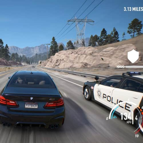 Need for Speed: BMW M5