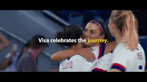 """""""Make It Look Easy"""" featured in Visa commercial"""