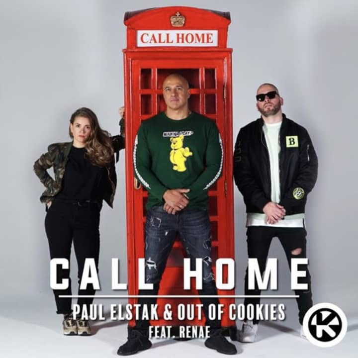 "Paul Elstak & Out of Cookies collab on new single ""Call Home"""