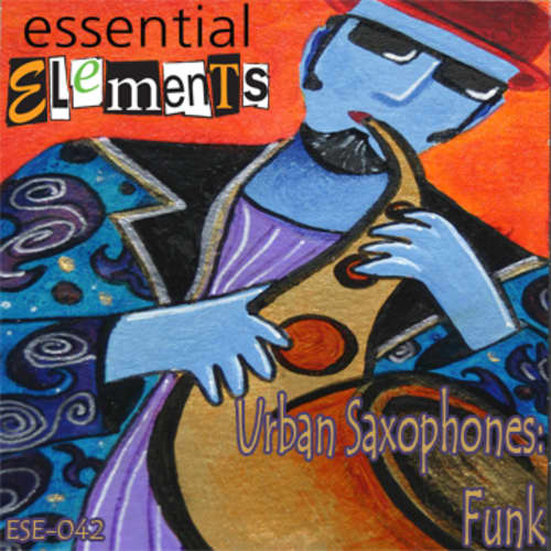 Funky Sax 44