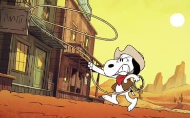 Snoopy Show - Apple