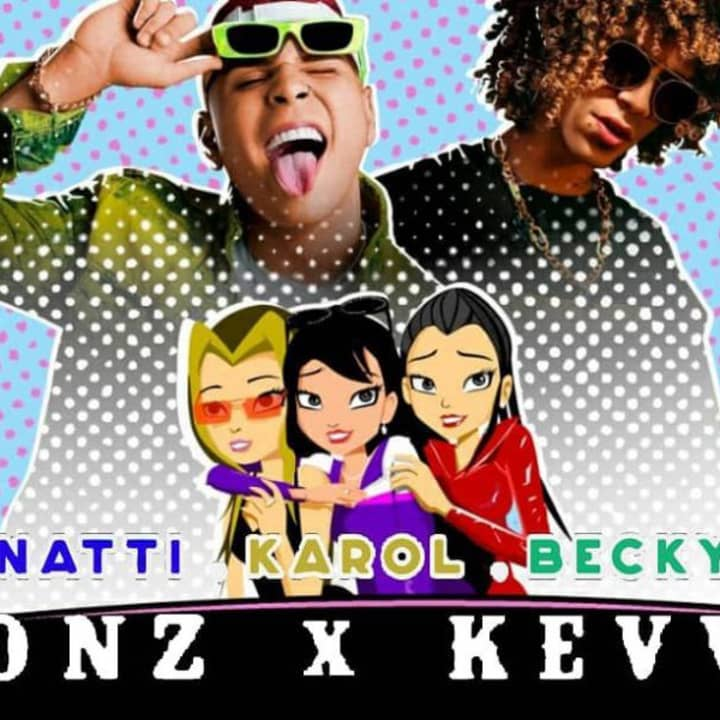 "Jon Z & Kevvo's music video for ""Natti, Karol, Becky"" debuted at #1 in the Dominican Republic"