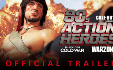 Call of Duty: Black Ops | Season Three: 80's Action Heroes