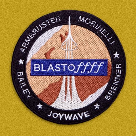 Blastoffff (Instrumental)