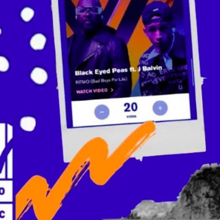 "JBalvinandThe Black Eyed Peas' ""RITMO (Bad Boys For Life)"" nominated for MTV Music Award for Best Collaboration"