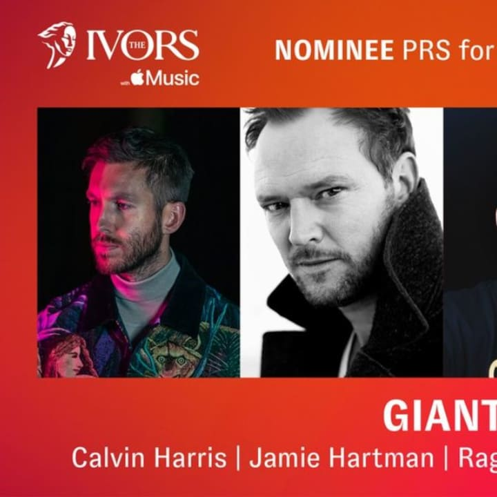 "Troy Miller nominated for The Ivors Academy 2020 Award's ""Most Performed Work"""