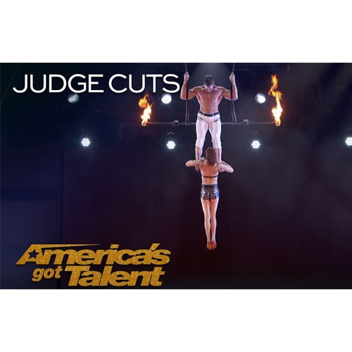 America's Got Talent 2018: Duo Transcend