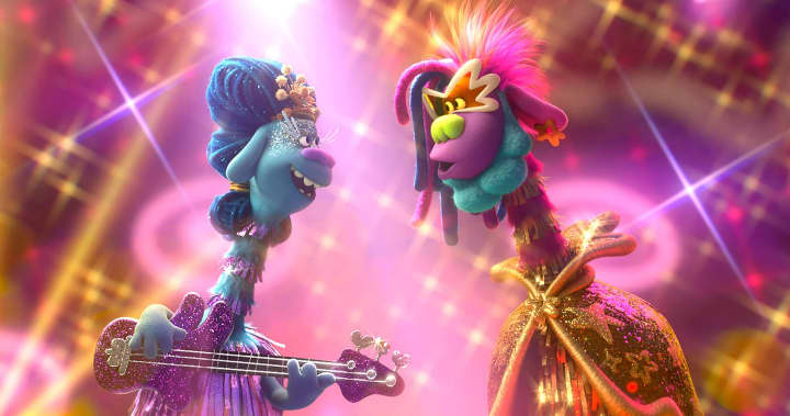 "George Clinton's ""Atomic Dog"" featured in Trolls World Tour trailer"