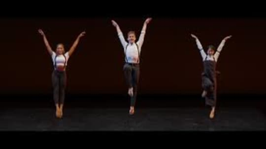 Houston Ballet premieres In Good Company dance films featuring music from the Dead South