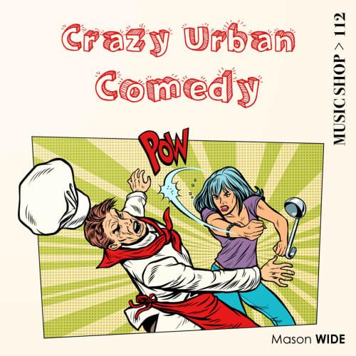 Crazy Urban Comedy
