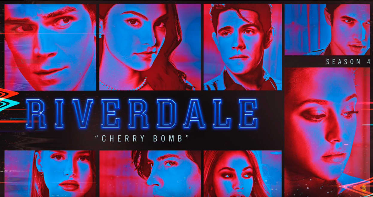 """Cherry Bomb"" featured in Riverdale"