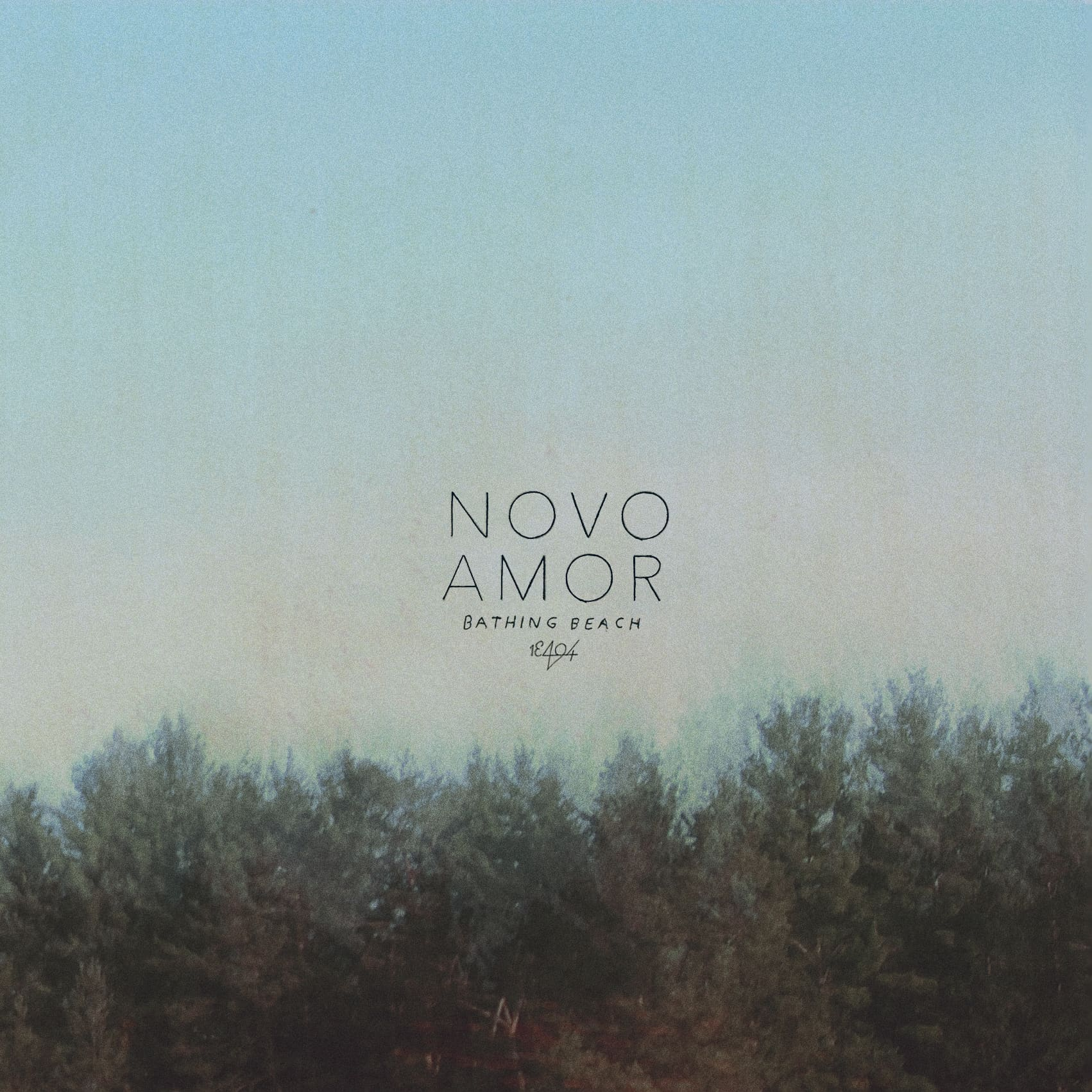 Novo Amor releases 'Bathing Beach' EP